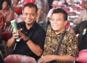 Ipung, Ketua BPW SPI Jawa Timur bersama rekannya