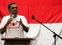 Chalid Muhammad, mewakili Institut Hijau Indonesia