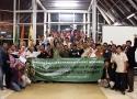 Foto bersama Serikat Petani Indonesia