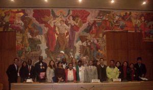 Pertemuan wakil ormas tani dengan Perwakilan kelompok G 33 (Indonesia) di Jenewa, 20 oktober 2009