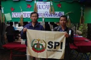 SPI hadiri workshop pertanian berkelanjutan regional Asia di Laos