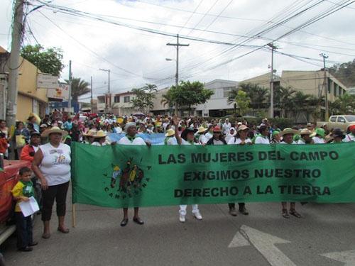 La Via Campesina - Latin Amerika