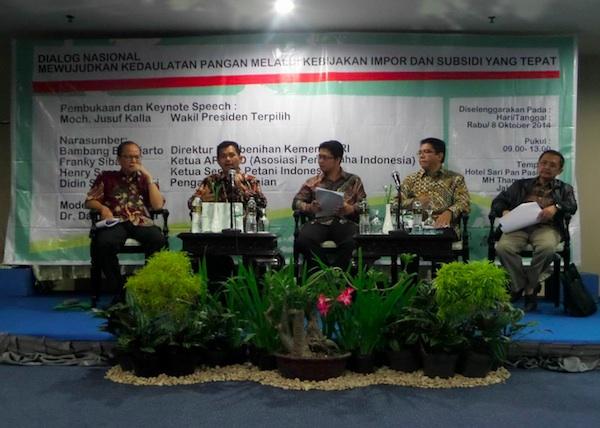 Henry Saragih_Ketua Umum SPI_Kebijakan Impor dan Subsidi yang Tepat_2