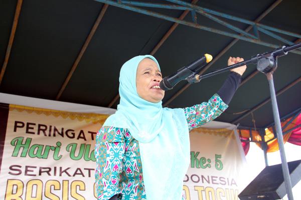 Zubaidah_Ketua SPI Sumatera Utara