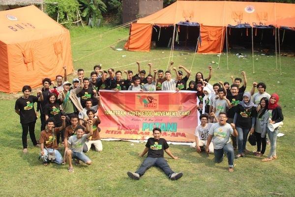 Kaum muda adalah ujung tombak pangan lokal dan pertanian Indonesia. Ayo bergabung #17thSPI