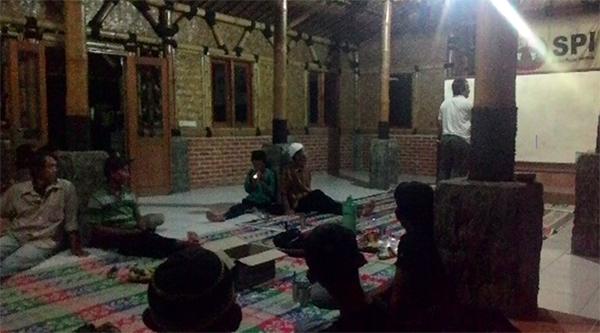 safari ramadan petani SPI di Bogor