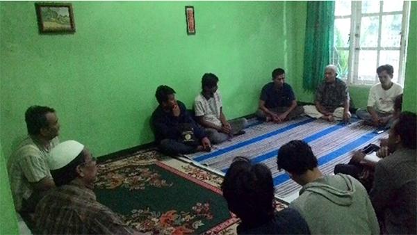 safari ramadan petani SPI di Serang Banten