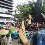 AKsi petani SPI Hari Tani Nasional di Semarang 2016